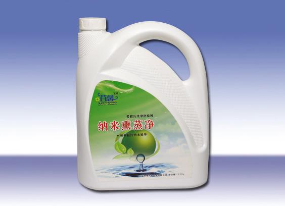 坤翔环保:苜馨纳米熏蒸净手提桶装