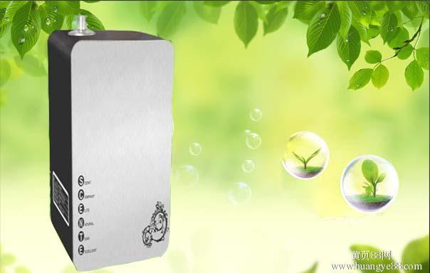 空气加香的行业未来发展